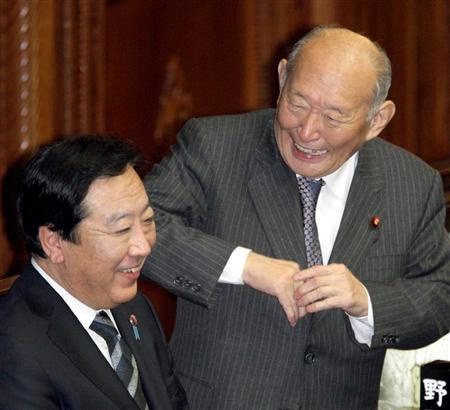 藤井裕久が3年前に増税の前に掘...